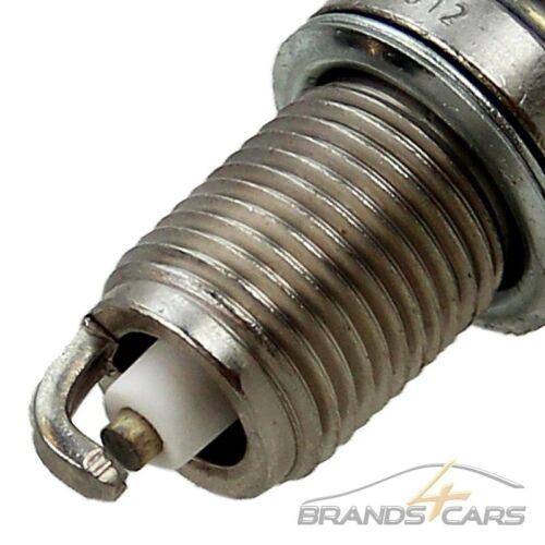 4x original Bosch bujía bujías para nissan primera p10 w10 2.0 90-96
