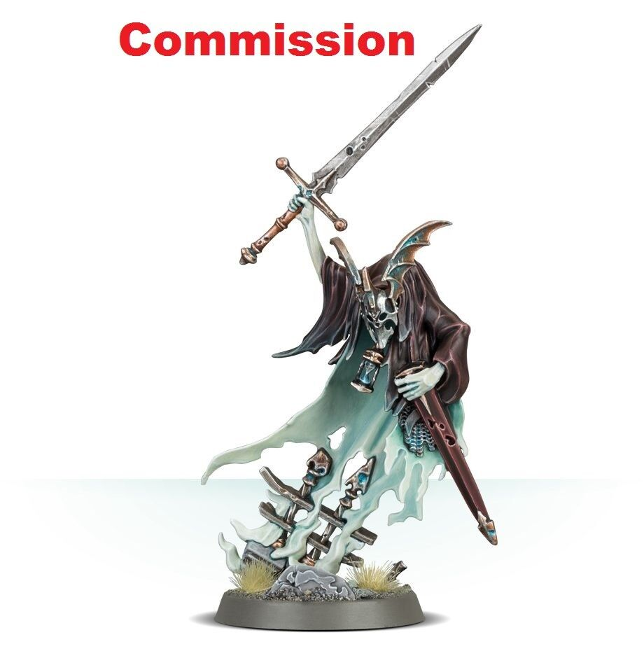 Keldrek Caballero de fundas de Comisión magníficamente pintado pintado pintado warhammer 40K  tienda en linea