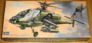 HASEGAWA AH-64A APACHE 1:72