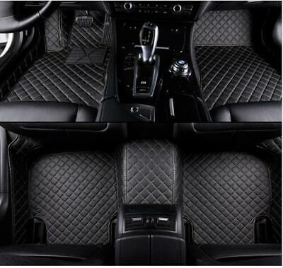 Car floor mats Jaguar XJ XJL XK XE XF F-PACE F-TYPE Embroidery LOGO