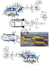 Peddinghaus 1/72 EC135 T2+ Czech Rescue Helicopter OK-DSE DSA (Krystof 5) 2296