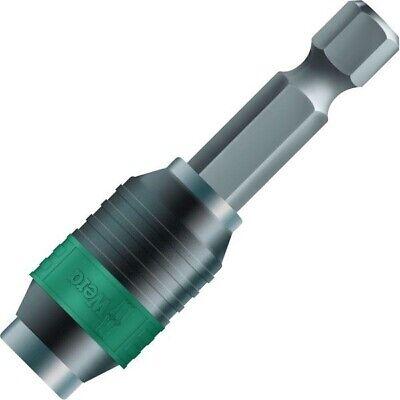 WERA 50mm Length Rapidaptor Bi-Torsion Magnetic Screwdriver Bit Holder 052502