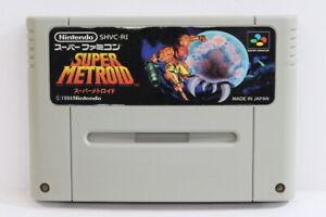 Super-Metroid-SFC-Nintendo-Super-Famicom-SNES-Japan-Import-US-Seller-I5728-C
