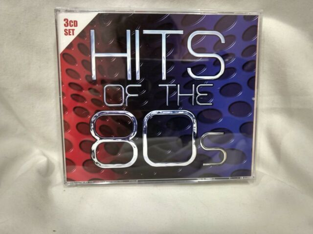 RARE Hits of The 80's Time Music 3 CD Set UK IMPORT Various Artists Cd5647