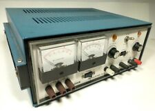 Heath Schlumberger Sp 2717 Regulated Hv Power Supply Tested Amp Working