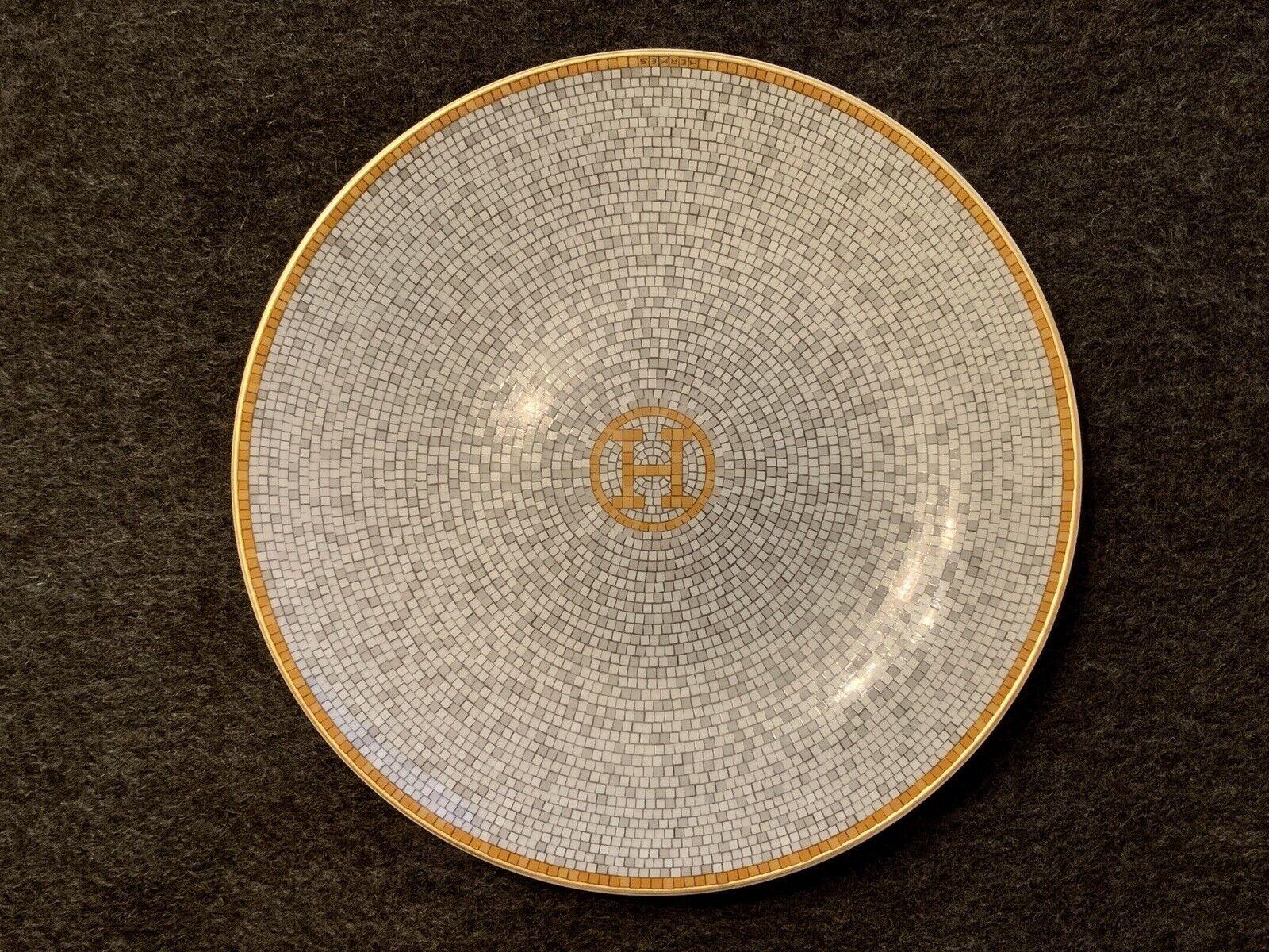 Hermes MOSAIQUE AU 24 or plaque ronde