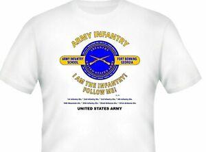 ARMY INFANTRY * INFANTRY SCHOOL*FORT BENNING VETERAN T-SHIRT/SWEATSHIRT/HOODIE