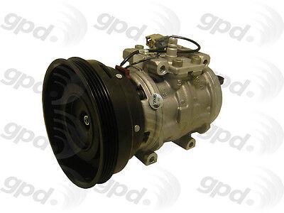 Global Parts Distributors 6511458 New Compressor And Clutch