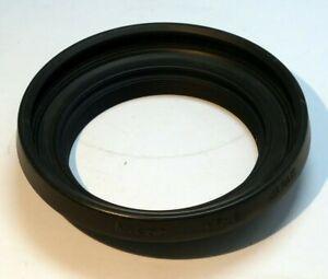 Nikon hr-6 52mm Gummi Gegenlichtblende Shade Nikkor AI-S 28mm f2.8 Serie E Weitwinkel