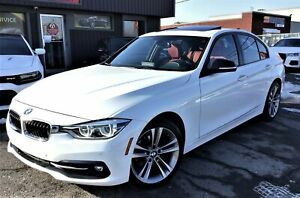 2017 BMW 3 Series 330i xDrive-South Africa-NAVIGATION-CAM RECUL-TOIT
