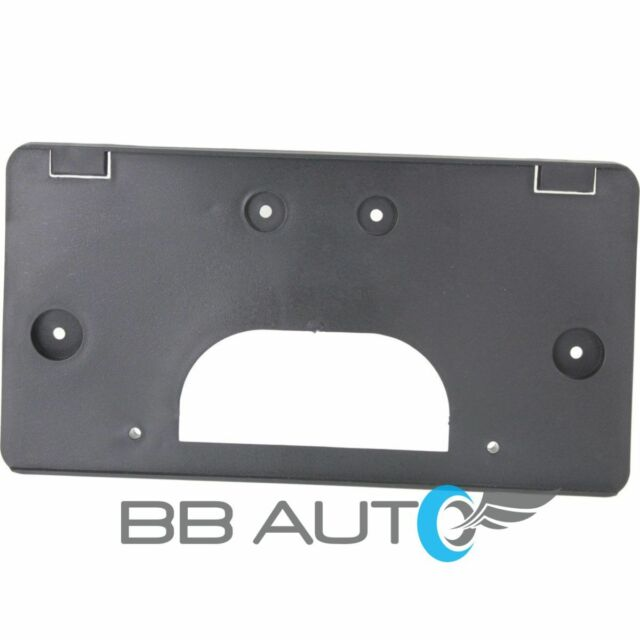 GM1068135 15199886 New 03-06 GMC Pickup GMC Sierra Front License Plate Bracket