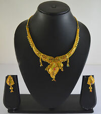 Necklace set for women one gram gold forming jewellery