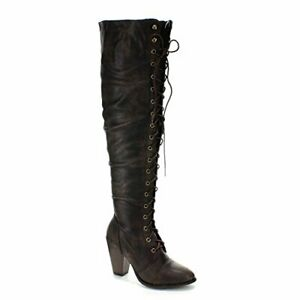 Forever-Camila-47-Chunky-Heel-Lace-up-Over-The-Knee-High-Riding-Boot-Taupe-Suede