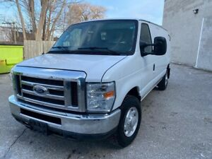 2012 Ford E-Series Van Commercial