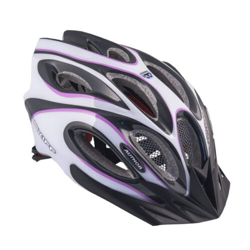 Author Bicycle helmet Skiff Size M 52cm-58cm Insect protection Dial-Fit pink