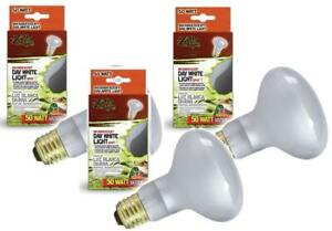 3-Pack-Zilla-Reptile-Terrarium-Heat-Incandescent-Spot-Bulbs-Day-White-50W