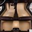 Fit-Honda-Accord-2004-2020-Horizontal-Luxury-Custom-4-Door-Sedan-Car-Floor-Mats miniature 16