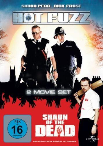 1 von 1 - Hot Fuzz + Shaun of the Dead (Simon Pegg - Nick Frost)             | 2-DVD | 999