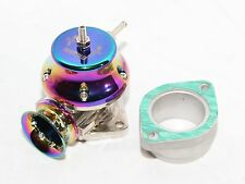 Rainbow 25 Flange Mount Adjustable Type Rs Blow Off Valve Bov Turbo Charge Fits 2002 Wrx