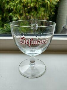 Bierglas Liefmans - prima staat!