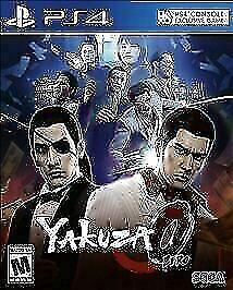 Yakuza 0 PlayStation 4, 2017 pre-owned  - $29.99