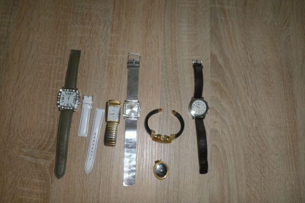 6 Teiliges Uhren Set
