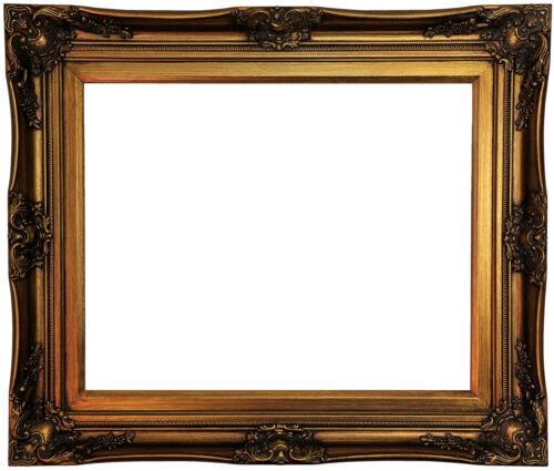Vincent van Gogh The Bedroom Framed Canvas Print Repro 16x20