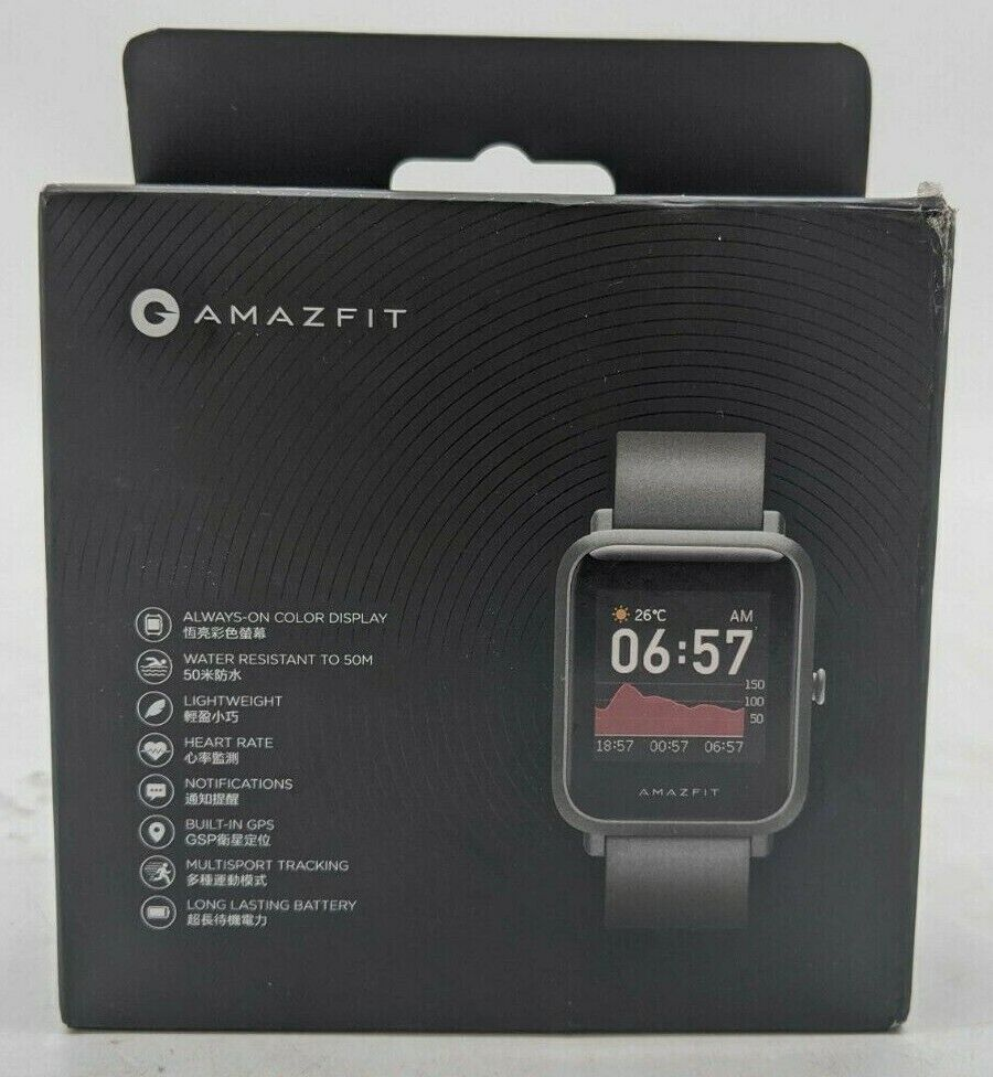 AmazFit Bip S GPS Fitness Tracker A1821 -CSS1015