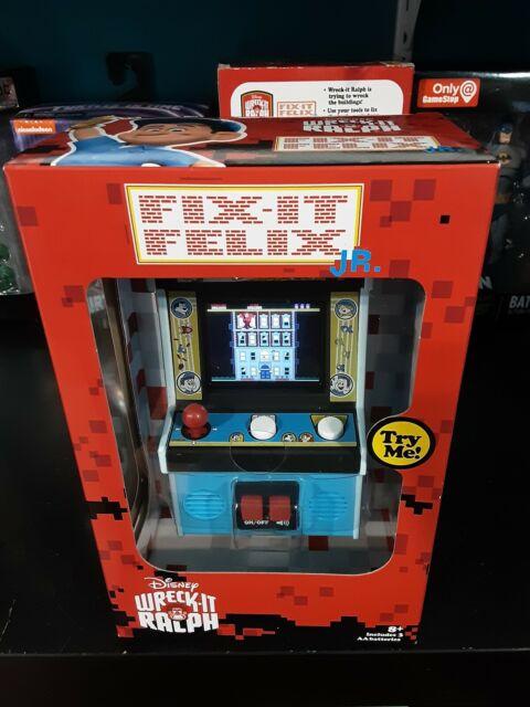 Fix it Felix Jr. Mini Arcade Classics #12 Wreck it Ralph ...
