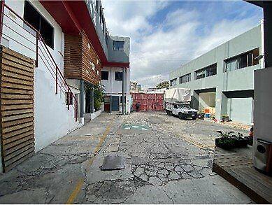 En Renta Propiedad Industrial Ignacio Allende En CDMX