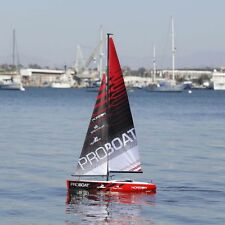 Ragazza 1 Meter Sailboat V2: RTR RC Sailboat *WATCH VIDEO*
