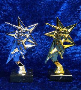 10 X Neuf Exclusif Street Dance Star Trophy Award Or Ou Argent Gravure Gratuite-afficher Le Titre D'origine Fournir Des CommoditéS Pour Le Peuple; Rendre La Vie Plus Facile Pour La Population