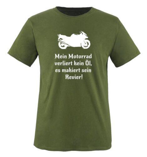 MEIN MOTORRAD.. Comedy Shirts Herren T-ShirtNEW COOL TREND