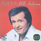 Best of the Best by Bill Anderson (Vocals) (CD, Sep-2008, Gusto Records)