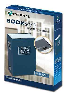 NEW Eternal™ Dictionary Hidden Book Safe Lock Secret Security Money Stash