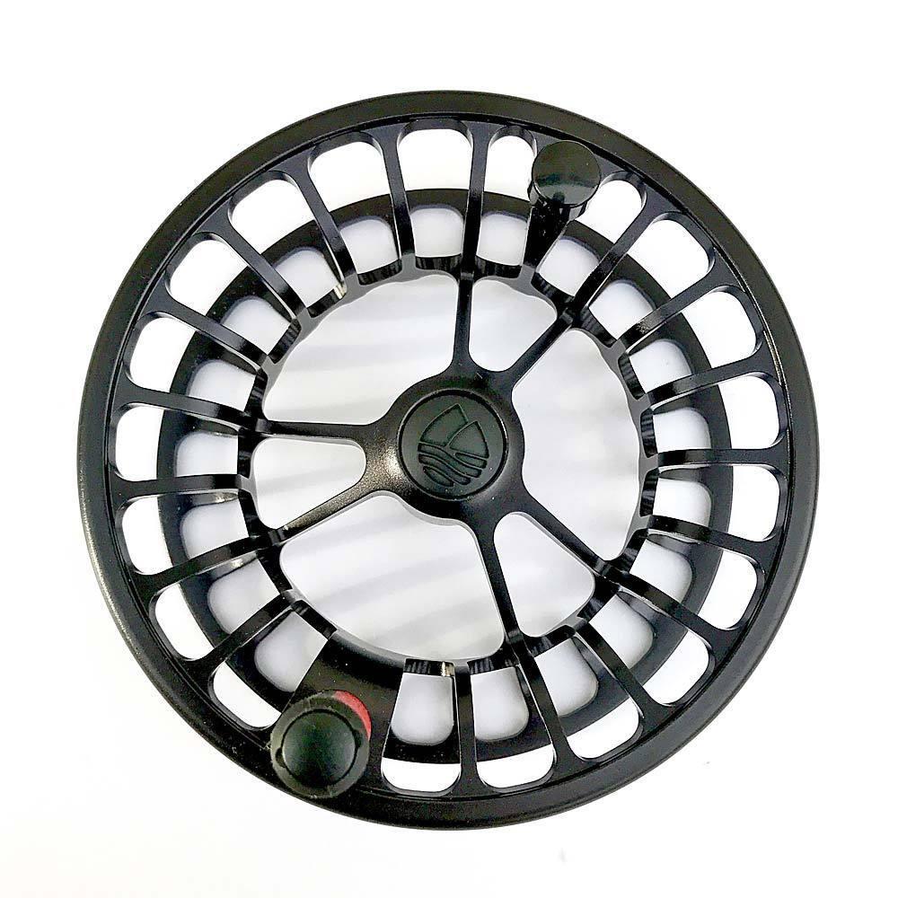 Nuevo   carrete de repuesto para rojoington subida III  10 Peso Negro Carrete de pesca con mosca