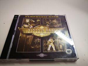 Time-Life-Classic-Rock-symphonic-rock-RARE-2-cd-039-s-tl559-27-DA-COLLEZIONE