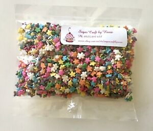 Butterflies-amp-Flowers-Cake-Edible-Sprinkles-Decorating-Cupcakes-65-Gram-Pack