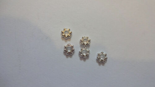 100x Qualité Premium Entretoises Perles Différentes Couleurs Style et Taille