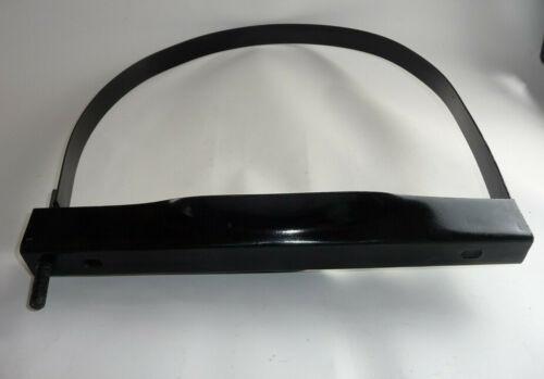 Spannband Ø276 Stahl schwarz beschichtet Druckluftkessel Druckluftbehälter Tank