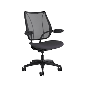 Fantastic Details About Open Box Humanscale Liberty Office Desk Chair Monofilament Carbon Graphite Ncnpc Chair Design For Home Ncnpcorg