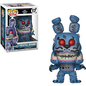 """Five Nights at Freddy's the Twisted Ones Twisted Bonnie 3.75"""" Pop! Vinyl Figure"""