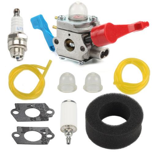 Carburetor For Poulan FL1500 FL1500LE Gas Leaf Blower Zama C1U-W12B C1U-W12A
