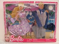 Fashionistas Clothing Barbie Beautiful Dress & Ken Great Suit & Accessories
