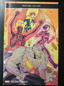 UNCANNY-X-MEN-7b-lgy-626-2019-MARVEL-Comics-VF-NM-Book