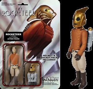 """ReAction Figure 2/""""-4/"""" Figures--The Rocketeer"""