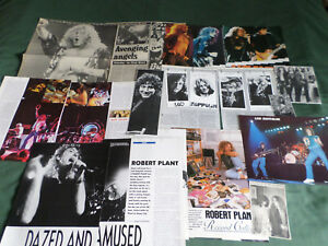 ROBERT-PLANT-LED-ZEPPELIN-ROCK-MUSIC-CLIPPINGS-CUTTING-PACK