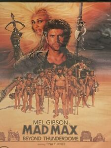 Mad-Max-Beyond-Thunderdome-Mel-Gibson-Tina-Turner-DVD-Brand-New