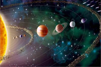 space puzzle 1000