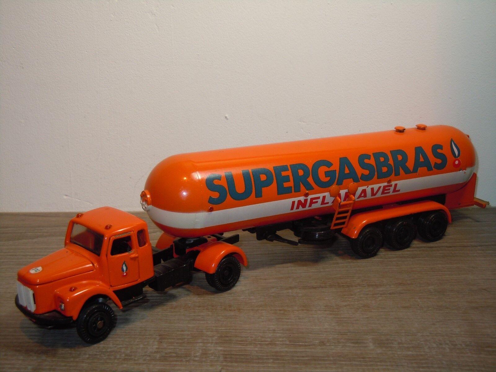 punto de venta en línea Scania Vabis súperGASBRAS INFLAMAVEL - - - Arpra súpermini Brazil 1 50 36393  el más barato